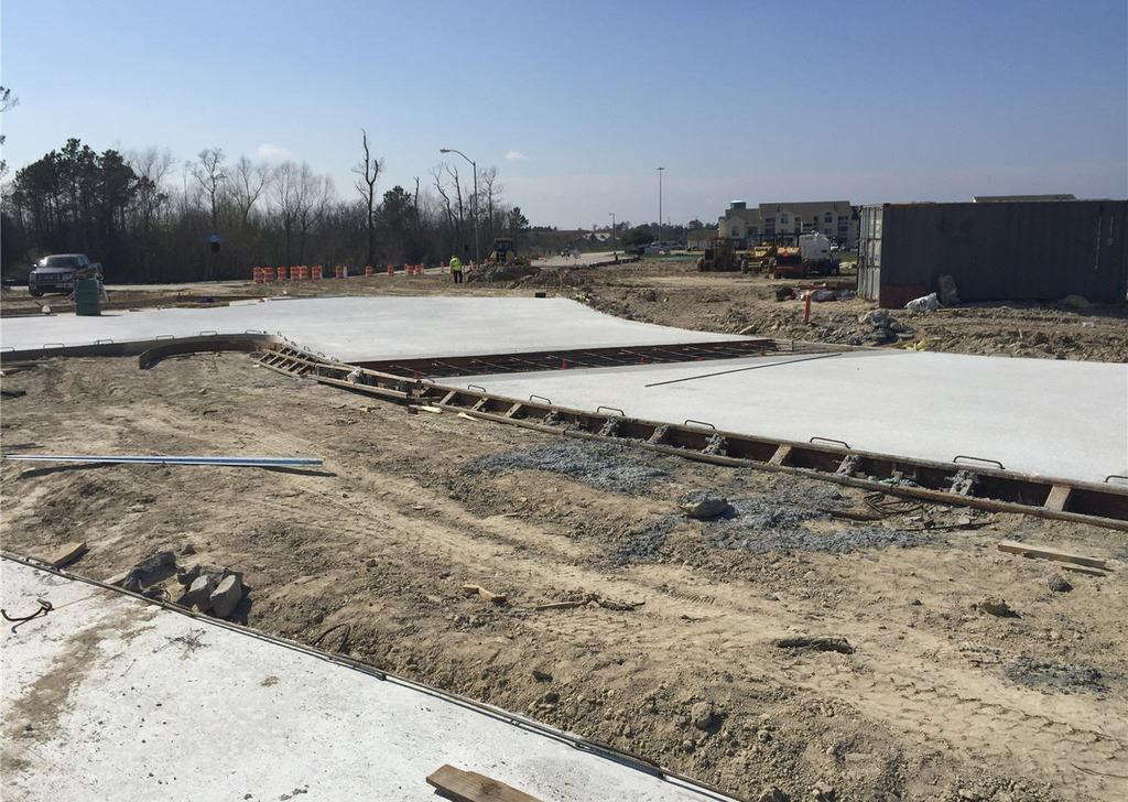 David Memorial Drive Extension - Phase I 2