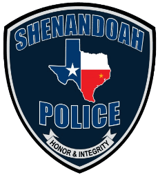 Shenandoah Police Department patch image