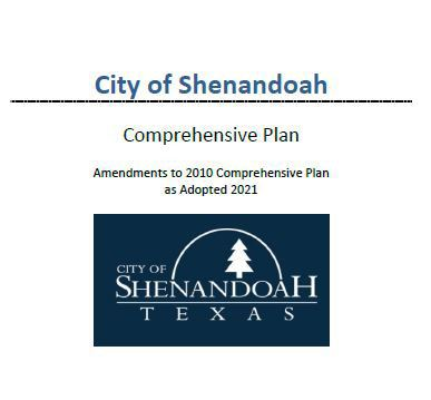 Proposed Comprehensive Plan Amendments graphic