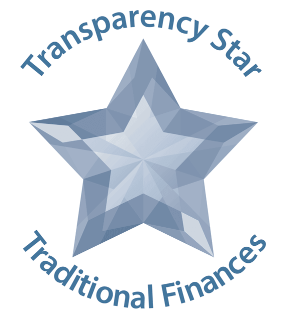 Transparency Star - Traditional Finances
